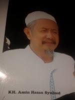 KH. Amin Hasan Syuhud (1958-2015)
