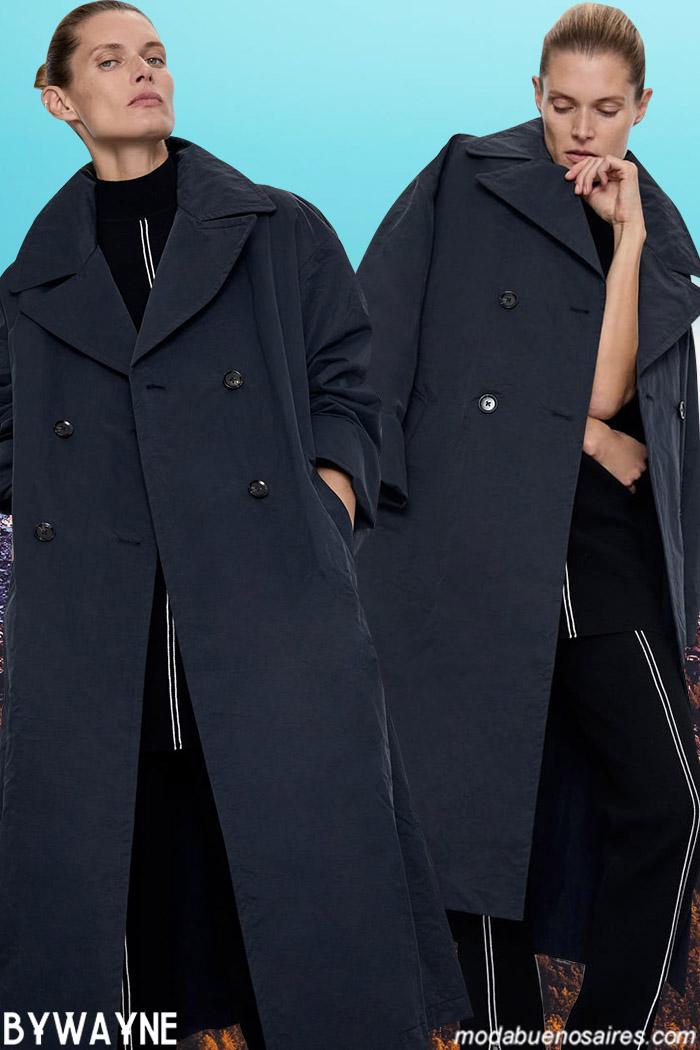 Moda otoño invierno 2020 sacos, pantalones, blusas, ropa de mujer otoño invierno 2020.
