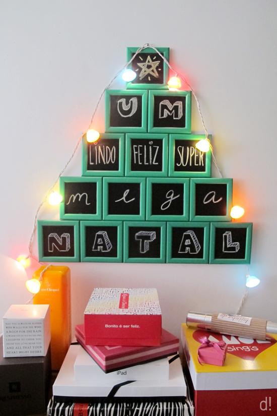 ideias criativas para o natal