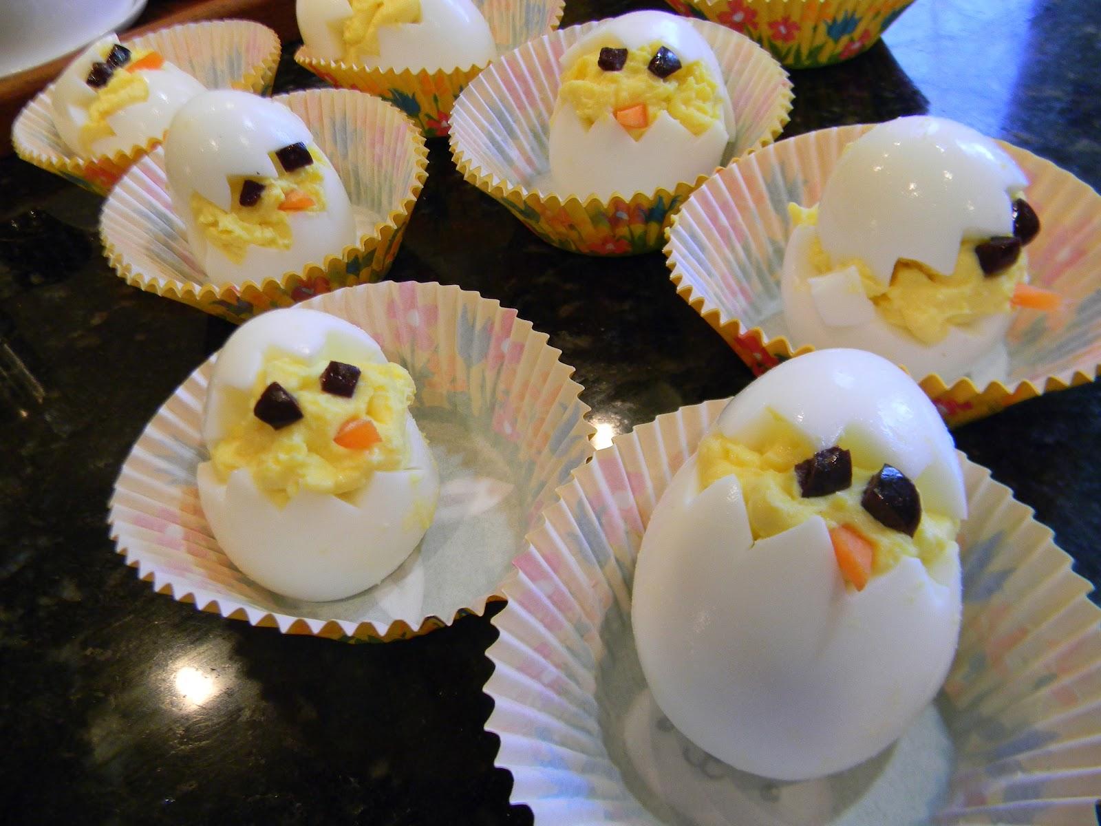 Easter Egg Cakes Martha Stewart