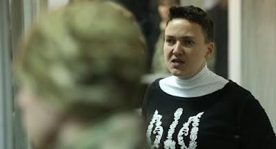 Савченко арестована на 60 суток