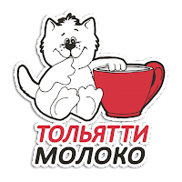 Логотип тольятти молоко