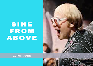 Sine From Above By Lady Gaga and Elton John