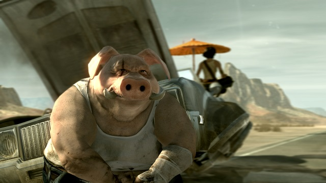 Beyond Good and Evil 2 images