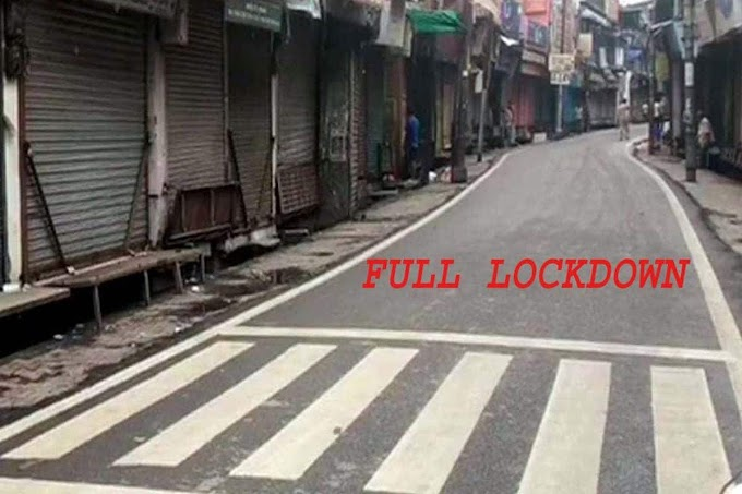 Full lockdown in Tamil Nadu for two weeks from May 10