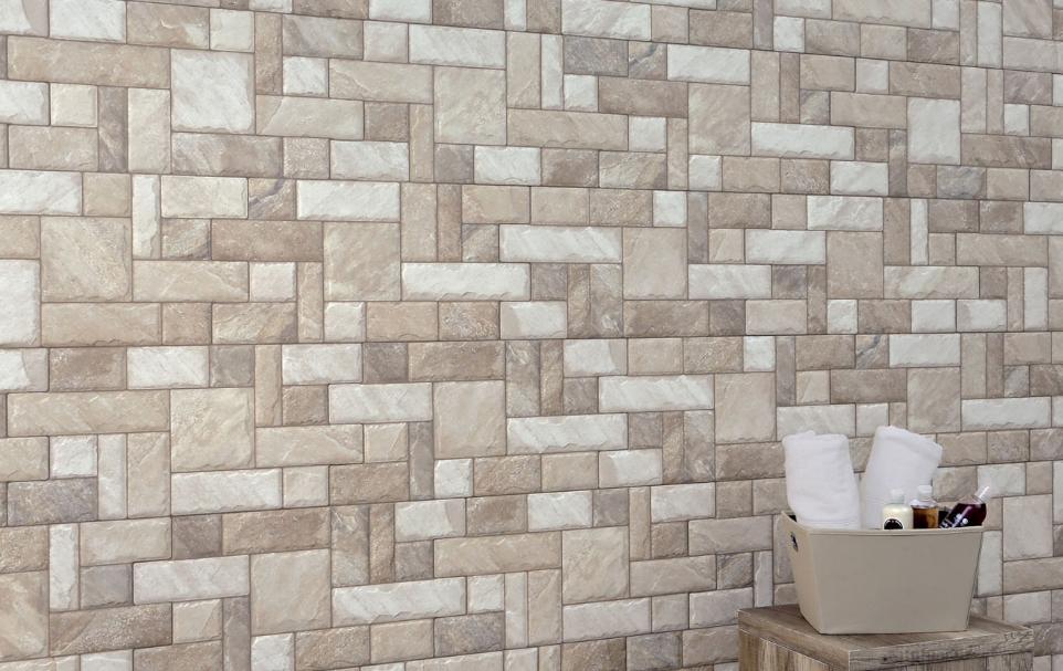 motif keramik dinding kamar mandi roman, pilihan tepat untuk kamar mandi minimalis