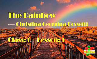The Rainbow | Class 6 | English | Lesson 1 | Questions Answers | SCERT Solutions | Assam