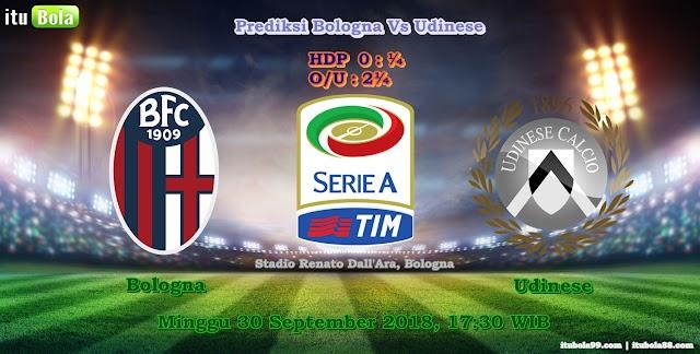 Prediksi Bologna Vs Udinese - ituBola