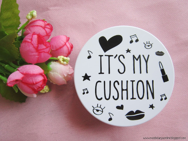 it's my cushion
