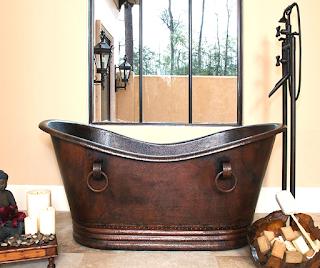copper-bathtub-with-shower