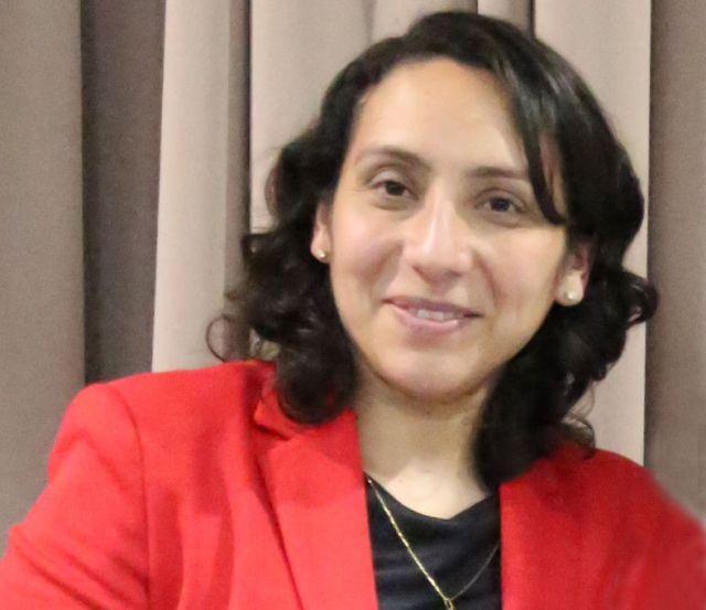 María Isabel Riquelme Rivera