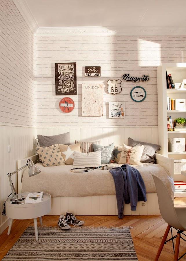 Cómo decorar el dormitorio de un adolescente ¡Y que le guste! 17