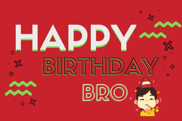 Brother's Birthday Images - ImagesHappyBirthday.com