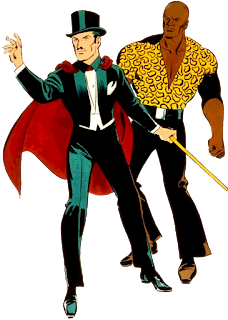 Mandrake the Magician and Lothar