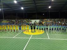 Com golaço de Ayslan, Aracati Futsal vence Fortim pelo Campeonato Cearense Sub-17
