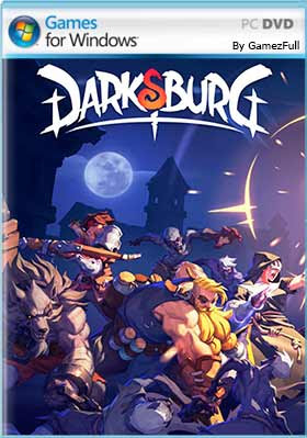 Darksburg (2020) PC Full