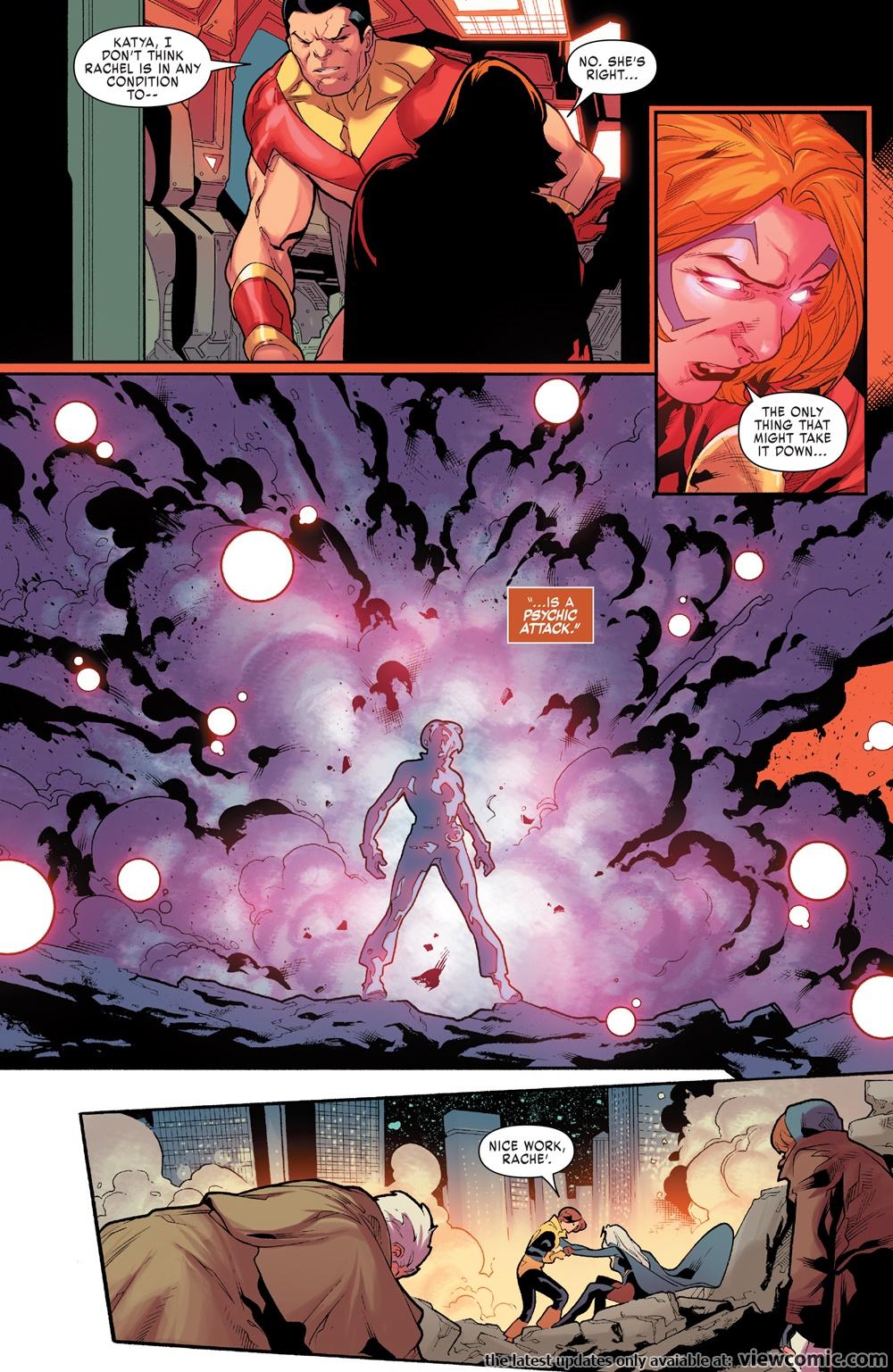 X-Men Gold v2 005 (2017)  | Vietcomic.net reading comics online for free