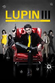 Lupin III: E o Coração Púrpura de Cleópatra (2020) Torrent