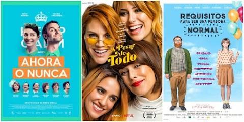 Dica de filmes: 3 comédias espanholas para assistir na Netflix 🎬😂