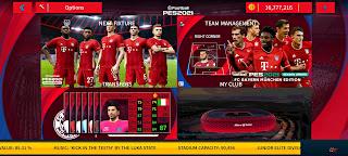 طريقة تنزيل لعبة دريم ليج سوكر dream league soccer بمود فريق بايرن ميونخ