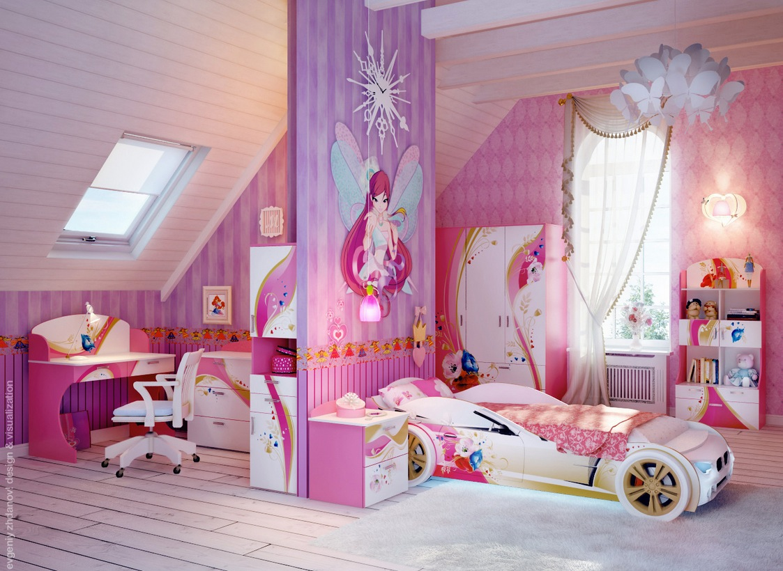 Email ThisBlogThis. Home Priority  Pretty Bedrooms for Pretty Little Girls