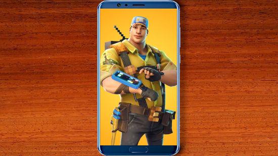 Fortnite Battle Royale - Constructeur - FHD pour Mobile