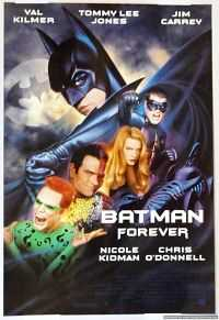Batman Forever 1995 Dual Audio 300mb Download Hindi BluRay