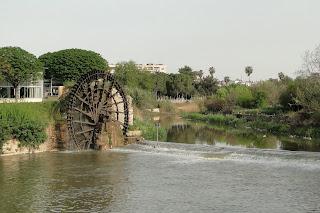 ما هى الاودية التي تصب في نهر الفرات