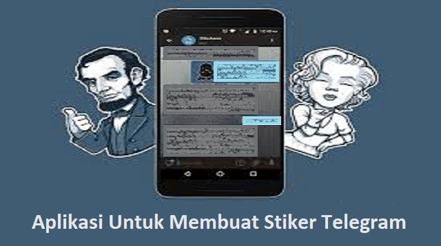 Aplikasi Untuk Membuat Stiker Telegram