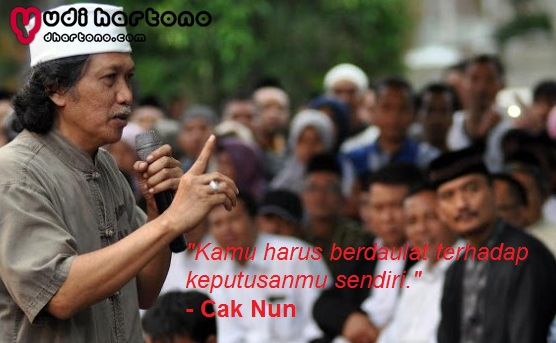 Kata Bijak Cak Nun