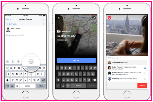 How to Use Facebook Live on iPhone
