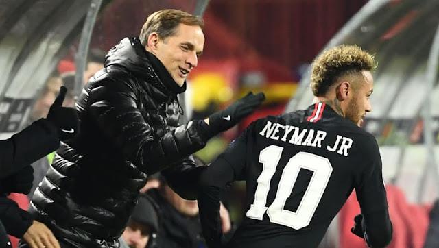 La demande de Thomas Tuchel à Neymar avant le choc contre Manchester