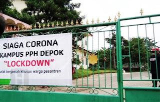 lockdown total secara nasional