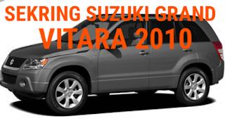 fusebox suzuki GRAND VITARA 2010