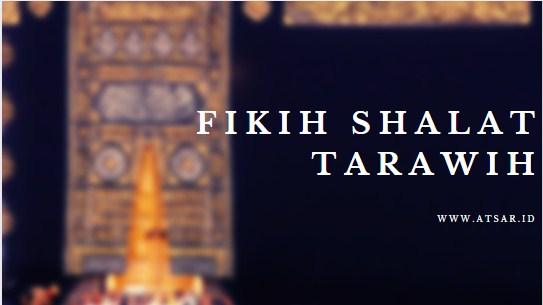 Fikih Shalat Tarawih