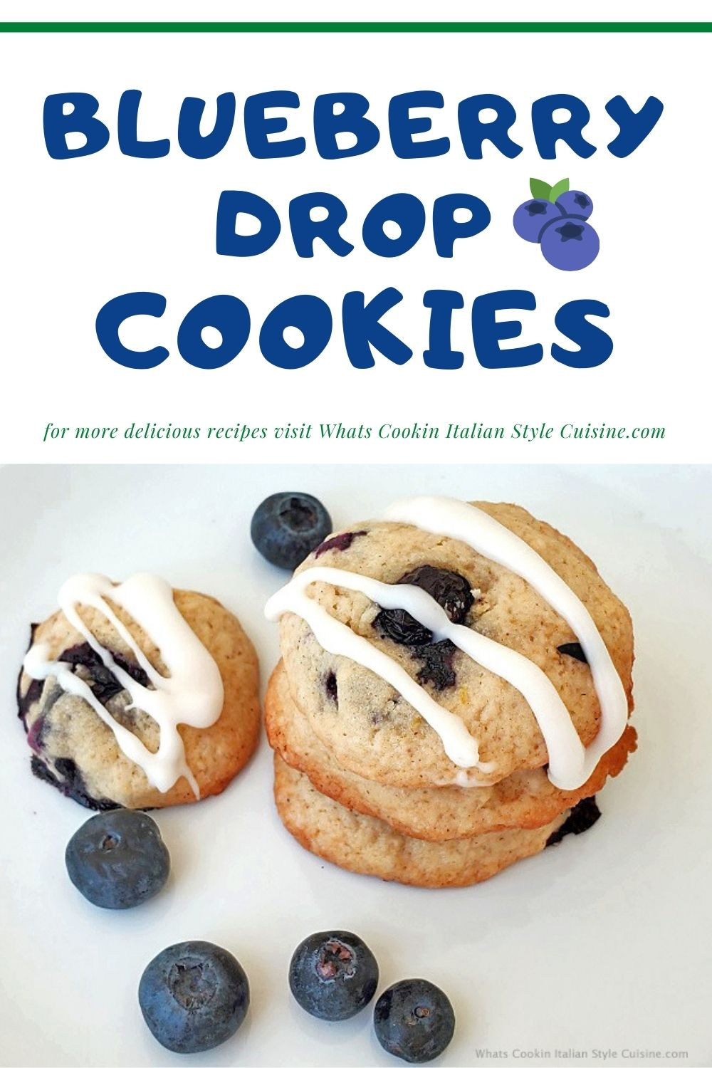 this is a wonderful recipe pin for later for blueberry soft cookies best recipe on the net