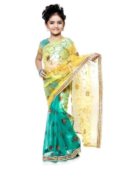 foto baju india untuk anak anak