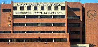 Registradurias en Cauca