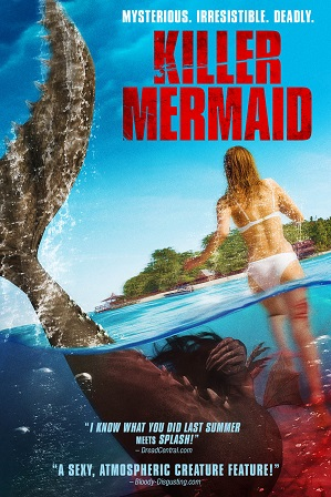 Killer Mermaid (2014) 300MB Full Hindi Dual Audio Movie Download 480p BRRip