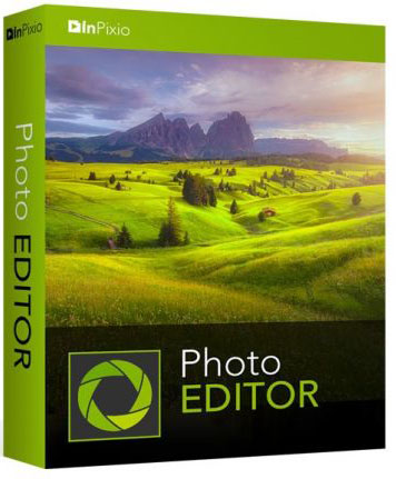 InPixio Photo Editor 10.0.7375.33790 poster box cover