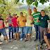 Dia das crianças: Gilvandro Estrela participou de eventos e foi abraçado pela garotada