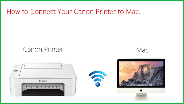 How to Connect Your Canon Printer to Mac PC