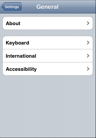 Mobile and Social Network Technology: How to change language on