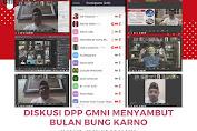 Diskusi DPP GMNI Bareng Tokoh Nasional: Meneladani Kepemimpinan Bung Karno