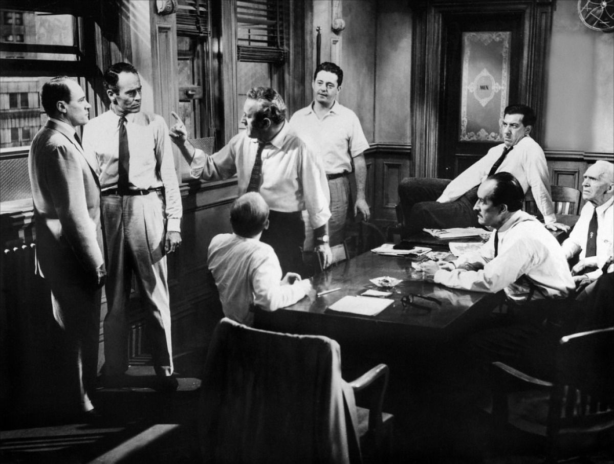 12 Angry Men Wallpapers picture