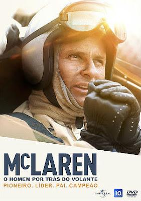 Filme Poster Mclaren – O Homem Por Trás do Volante