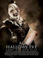 affiche du film d'horreur ALL HALLOWS' EVE