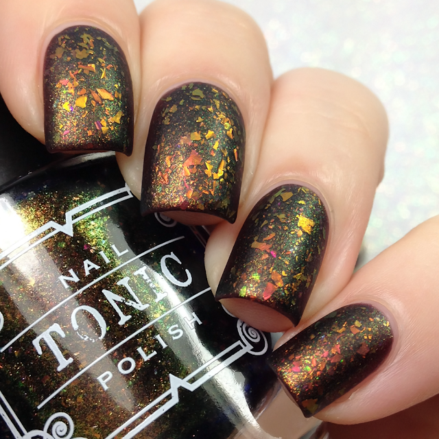 Tonic Polish-Off the Hook