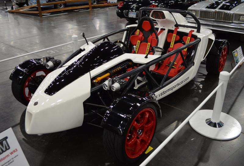 DJC Sportscars V-Storm WR3