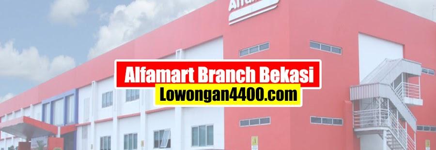 Lowongan Kerja SMK Alfamart Branch Bekasi 2020